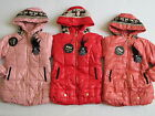 YRLO Boutique Girls Winter Coat Hooded School Jackets Size 5-6-7-8-09 Years Old