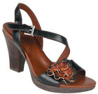Naturalizer NAYA Women's AIRENA Size 10 M Shoes Black Brown Leather ≡