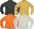 Reebok Womens Full Zip Athletic Lightweight Active Zip Up Jacket - Many Colors