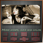 ' Pulp Fiction Mia Wallace ' Modern Movie Art Decorative Wall Canvas ~More Style