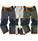 BEAR GRYLLS SURVIVOR TROUSER CRAGHOPPER SOLAR DRY POLYAMIDE STRETCH PANEL