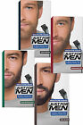 3 x JUST FOR MEN MOUSTACHE, SIDEBURNS & BEARD COLOUR DYE UK, MANY COLOURS!