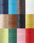 25 Meter Spool Wax Coated Cotton Beading Cord String Cording for Beads & Jewelry