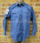MOD SURPLUS ROYAL NAVY FR WORKING DRESS MANS SHIRT,FLAME RESISTANT -PARADE/DRESS