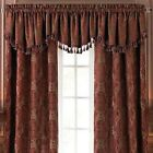 "Chris Madden OCTAVIA MEDALLION PATTERN Drapery Panel Curtain 50""W up to 120""L"