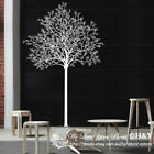 Large Tree Brach Trunk Removable Wall Art Stickers Vinyl Decals Mural Home Decor