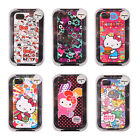 KOREAN HELLO KITTY PVC IPHONE CASES FOR APPLE IPHONE 5