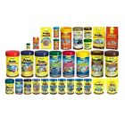 Tetra * WHOLE FOOD RANGE IN 1 LISTING * Flake Granules Sticks Aquarium Fish Food