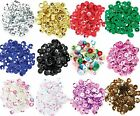 Craft Factory Cup Sequins 5mm Sewing Knitting Polystyrene Pin Decoration 5g Pack