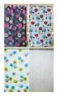 Polyester Patterned Shower Curtain includes Hooks 180cm x 180cm