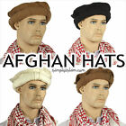 Genuine Afghan Hats Pakol. 100% Wool. 7 Colours Available!