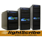 ProDuplicator CD DVD Lightscribe Duplicator Multi Burn Publisher Labeler Tower