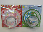"""Rayware Kids 3 piece Cup,Plate & Bowl Set.  """"Tea Party"""" or """"Farmyard"""" set"""