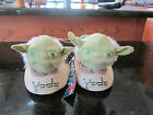 Star Wars Plush Fuzzy Yoda Character Slippers Toddler Youth Boys Sizes NEW CUTE $5.38 USD on eBay