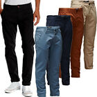 MENS AND BOYS JACK AND JONES JEANS CHINOS - SLIM FIT MENS CHINOS (BRAND NEW)