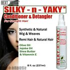 NEXT IMAGE SILKY-N-YAKY Conditioner & Detangler 8 oz. (Leave-In Conditioner)