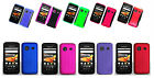 1 Hybrid TPU/Silicon Soft +Hard Case For SAMSUNG GALAXY PREVAIL SPH-M820 Phone