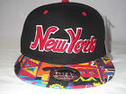 ADULTS CHILDREN URBAN NEW YORK RETRO VINTAGE  HIP HOP SNAPBACK  CAP SUN HAT, NY