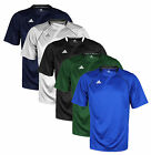Adidas Mens ClimaLite Team Performance Athletic Lightweight T-Shirt Tee Shirt