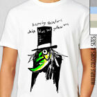 MIGHTY BOOSH THE HITCHER T-Shirt. Multiple Colours & Sizes. Noel Fielding, Funny