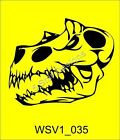 Large Skull Vinyl Car Van Stickers/ Decals Massive selection WSV1_035