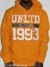 ECKO UNLIMITED New Mens Orange Core Pullover Hoodie Sweater Choose Size