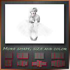 ' Marilyn Monroe Red Lips ' Pop Icon Art Canvas More Color & Style & Size