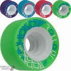 SURE GRIP Rollout Mid Rollerskate wheels Roller Derby 62mm Choose 89a - 95a  x4