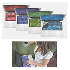 """Bubble Silicone Keyboard Protector Cover for Macbook Pro 15"""" 