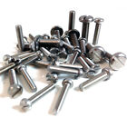 M3 (3mm) A2 STAINLESS SLOTTED CHEESE HEAD MACHINE SCREWS,METRIC SLOT SCREW DIN84