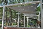 NEW 11.5'x11.5' SQUARE RECTANGLE SUN SAIL SHADE CANOPY TOP COVER