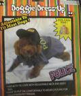 Doggie Dress Up Dog Costumes & Cats  --angel Police Inmate Pumpkin Devil Soldier