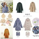 JAPAN FASHION TELFON LADY'S HOODED BEAUTIFUL FLOWER RAINCOAT FREE