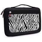"Premium Nylon Wrapped Hard EVA Case Pouch Cover Sleeve for 9~10"" Tablets"