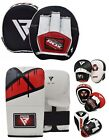 Authentic RDX Floor Anchor System Punch Bag Double End Ball MMA Heavy Hook Gym