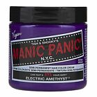 HAIR DYE MANIC PANIC CLASSIC SEMI PERMANENT CREAM VEGAN COLOUR DYE ALL COLOURS