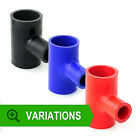 60mm - Silicone Hose T-Piece TPieces Tee -Silicon Joiner Rubber Coolant Radiator
