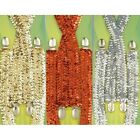Sequin Suspenders Dance Costume Accessory - Gold, Silver or Red