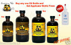 Sunny Isle Jamaican Black Castor Oil Original and Authentic 100% Natural No Salt
