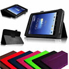 """For ASUS MeMO Pad HD 7"""" 7-inch ME173X Android Tablet Folio PU Leather Case Cover"""