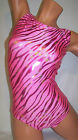 Внешний вид - FlipFlop Leos Gymnastics Leotard,  Gymnast Leotards - PINK ZEBRA
