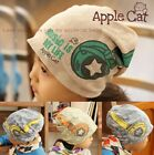 New Fashon Cool Autumn Unisex Baby Children's Headset Print Beanie Casual Hat