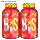 Burn Shape 120/240Caps Strongest Fat Burner Weight Loss Diet Pills Thermogenic