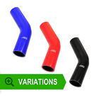 9mm -Silicone 45 Degree Elbow Hose, Silicone Pipe Bend Coolant Radiator Water