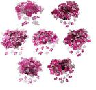 3 Packs Pink Table Confetti Sprinkles Decoration 18th 21st 30th 40th 50th 60th