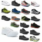 New Mens Boys Sports Gym Exercise Running Casual Trainers Sneakers Size UK 6-12