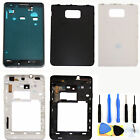 Housing middle Cover+Front Frame+Battery Cove +Tool For Samsung Galaxy S2 i9100