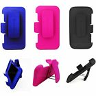 Swivel Holster Stand Belt Clip for Samsung Galaxy S4 S IV Otterbox Commuter Case