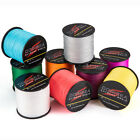 328yards/300m 6-150lb PE Dyneema Spectra Extreme Braided Fishing Line # 12 Color