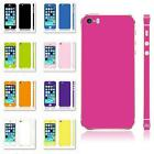 Ultra Thin 3M Vinyl Skin Sticker Decal Kit for iPhone 5, 5S - Solid Colour Matte